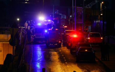 İstanbul'da 2 ayrı bombalı saldırı: En az 29 kişi hayatını kaybetti