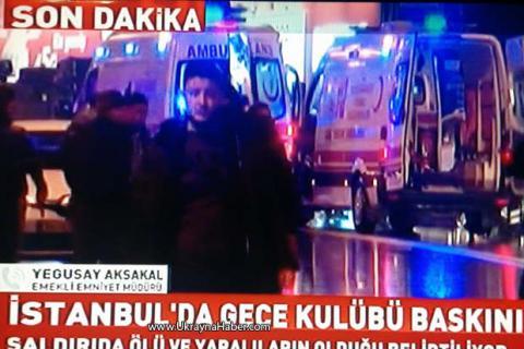 İstanbul'da terör saldırısı: 35 ölü, 100 yaralı