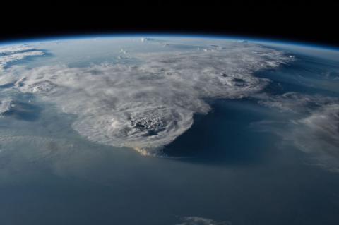[FOTO GALERİ] NASA'nın 2016'da çektiği en iyi Dünya fotoğrafları