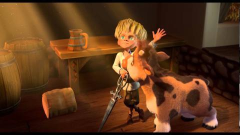Ukrayna yapımı animasyon filmi Türkiye'de sinemalarda