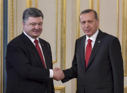 Erdoğan, Ukrayna'ya gelecek