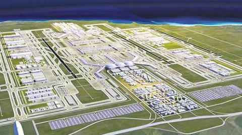 Türkiye, Almanların kıskandığı 3. Havalimanını Rus parasıyla yapıyor