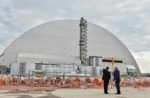Dünyanın en büyük nükleer faciasının 31. yılı