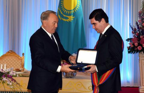 Astana ve Aşkabat, Orta Asya'da bir ilki gerçekleştirdi