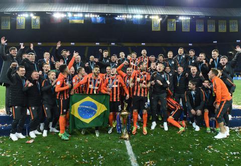 Ukrayna Şampiyonluğu da Kupası da Shaktar Donetsk'in oldu